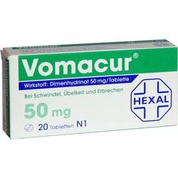 VOMACUR TABLETTEN
